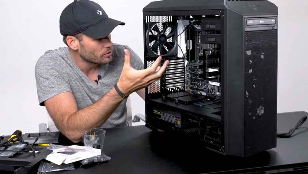 Como Construir Meu Próprio Computador
