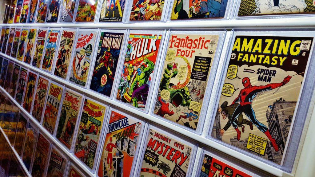 Como Ser um Excelente Colecionador de Quadrinhos