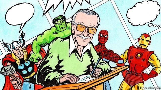 Erros da Indústria de Quadrinhos